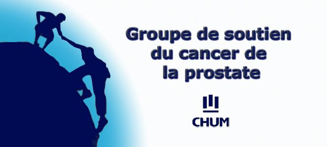 Groupe de soutien cancer de la prostate